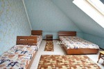 «Глициния» четырехместный мансардный без балкона