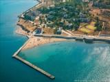 Пляж пансионата «Тонкий мыс»