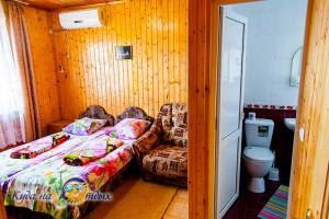«У моря» 4-х  местный 2-х комнатный ПОЛУЛЮКС