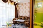 «На Ульянова» КОРПУС 3 двухкомнатный четырехместный с балконом