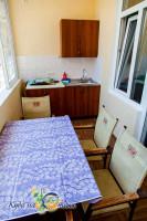 «У моря» 4-х  местный  ПОЛУЛЮКС  с кухней и балконом