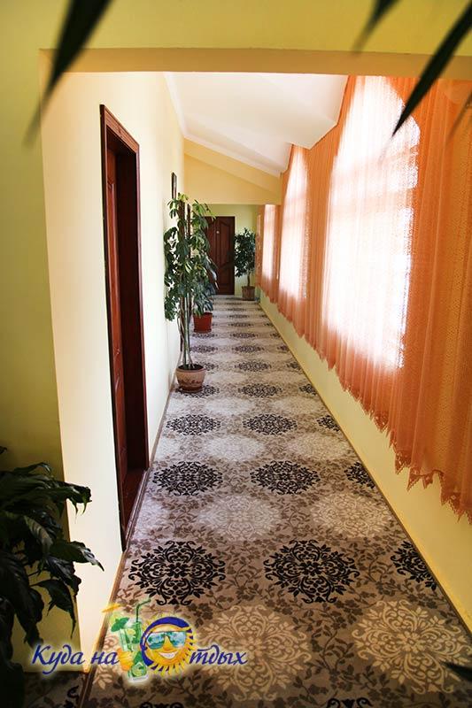 Мини отель вера лазаревское