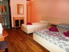 Мини-отель в городе Гагра