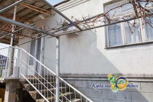 Частный сектор в переулке Лапстинский 3