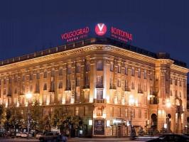 """гостиничный комплекс """"Волгоград"""" ****"""